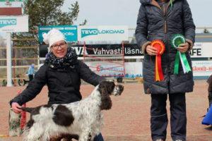Joy Ride Tamaam – Championką FIN